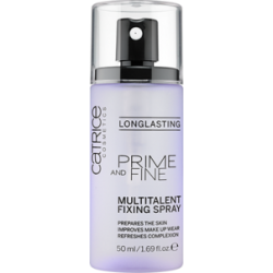 Спрей для фиксации макияжа Prime And Fine Multitalent Fixing Spray