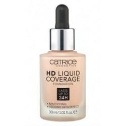 Тональная основа HD Liquid Coverage Foundation