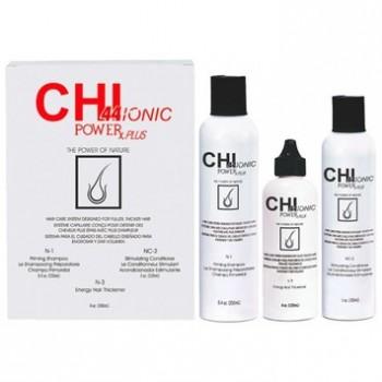 Набор против выпадения для нормальных тонких волос 44 Ionic Power Plus Chi