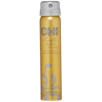 Лак для подвижной фиксации Keratin Flex Finish Hair Spray Chi