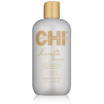 Кератиновый восстанавливающий шампунь Chi Keratin