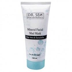 Минеральная грязевая маска с алоэ вера и дуналиеллой Doctor Sea (Израиль)