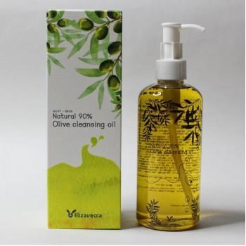 Гидрофильное масло с натуральным маслом оливы