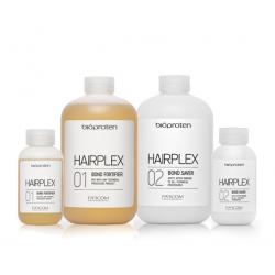 Система для укрепления волос во время и после химических процедур Farcom Professional Bioproten Hairplex