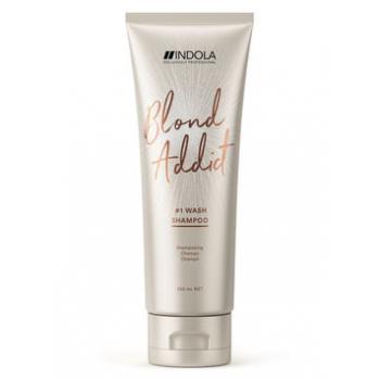 Шампунь для блондинок Blond Addict  Indola Professional