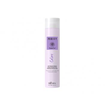 Шампунь для окрашенных волос с ежевичным уксусом Colore Shampoo Kaaral