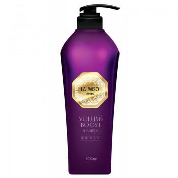 Шампунь для маскимального обьёма волос LA MISO