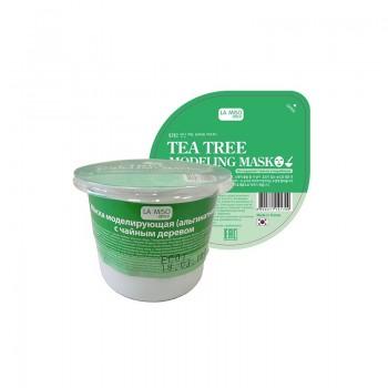 Маска моделирующая (альгинатная) с чайным деревом