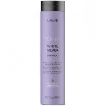 Тонизирующий шампунь для светлых, мелированных и белых волос Teknia Ultra Clair Refresh