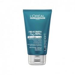 Несмываемый крем для поврежденных волос Pro-Kertin Refill L'oreal Professionnel