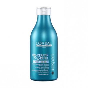 Шампунь для поврежденных и ломких волос Pro-Keratin L'oreal Professionnel