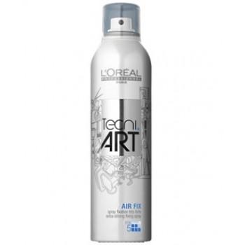 Спрей супер сильной фиксации с защитой от влаги Air Fix L'oreal Professionnel