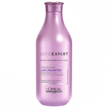 Шампунь для непослушных волос Liss Unlimited L'oreal Professionnel