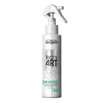 Лосьон для придания объема тонким и ломким волосам Volume Architect L'oreal Professionnel