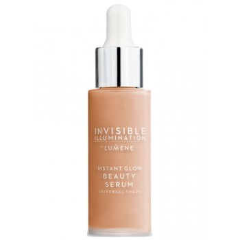 Ухаживающая сыворотка-флюид LUMENE INVISIBLE ILLUMINATION INSTANT GLOW BEAUTY SERUM Lumene