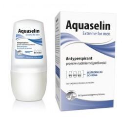 """Антиперспирант для мужчин с чрезмерным потоотделением Aquaselin """"Extreme for men"""" AA"""