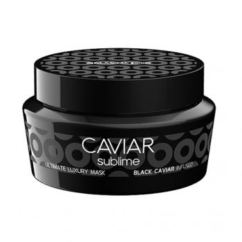 Маска для глубокого питания и смягчения ослабленных волос LUXURY MASK