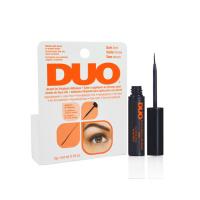 DUO Клей для ресниц с витаминами Черный с кисточкой