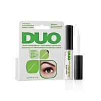 DUO Клей для ресниц с витаминами Прозрачный с кисточкой