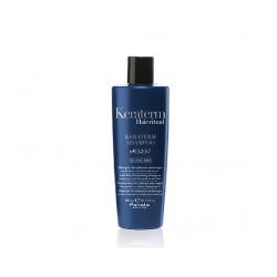 Шампунь для выпрямленных и химически поврежденных волос Fanola Keraterm Hair ritual