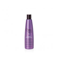 Шампунь с кератином, микрочастицами золота и сапфира для светлых и обесцвеченных волос Fanola Oro Therapy 24k Zaffiro Puro