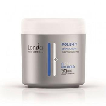 Крем-блеск для волос без фиксации Shine Cream Polish no hold Londa Professional