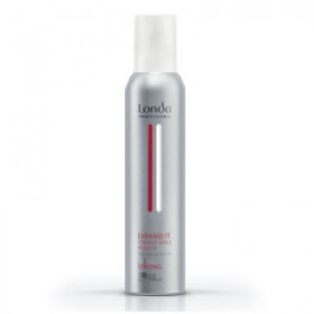 Пена для укладки волос сильной фиксации Volume Mousse Expand strong Londa Professional