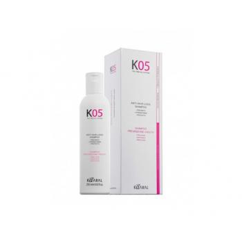 Шампунь против выпадения волос K05 Anti hair loss shampoo Kaaral