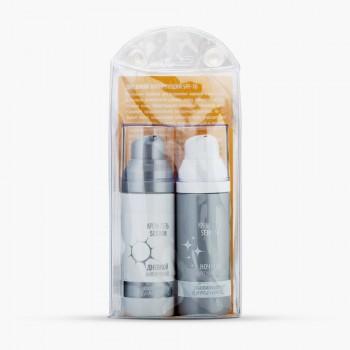 """Набор дневной и ночной крем-гель """"Sebium"""" для жирной и комбинированной кожи Premium"""