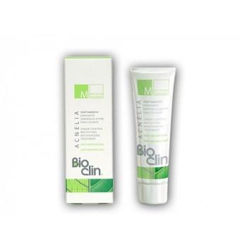 Крем матирующий и увлажняющий для проблемной кожи BioClin Acnelia BioClin