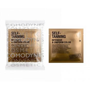 Салфетка-автозагар (интенсивный ровный цвет) Comodynes