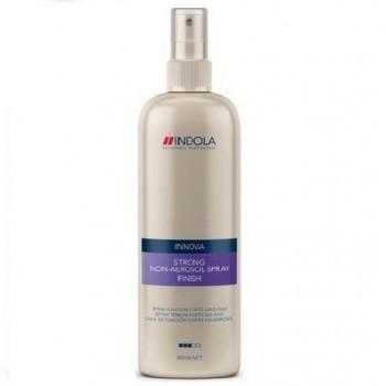 Не аэрозольный спрей для волос сильной фиксации Fix Non-Aerosol Hairspray Indola Professional