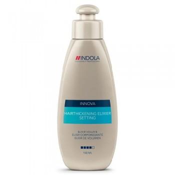 Эликсир для придания густоты волосам Hair Thickening Elixier Indola Professional