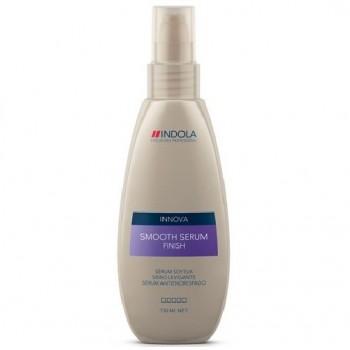 Сыворотка для придания волосам гладкости Smooth Serum Finish Indola Professional