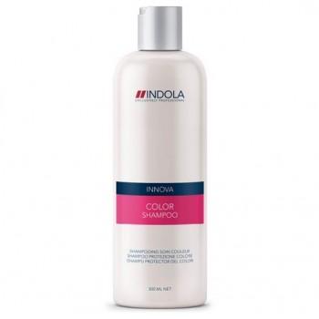 Шампунь для окрашенных волос Color Shampoo Indola Professional