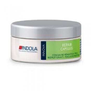 Восстанавливающие капсулы для волос Repair Capsules  Indola Professional