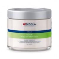Маска для восстановления волос Repair Rinse-Off Treatment Indola Professional