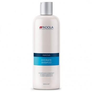 Увлажняющий шампунь для волос Hydrate Shampoo Indola Professional