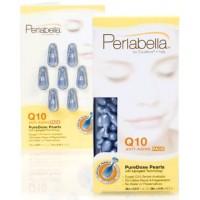 Капсулы для лица антивозрастные с коэнзимом Q10 Perlabella