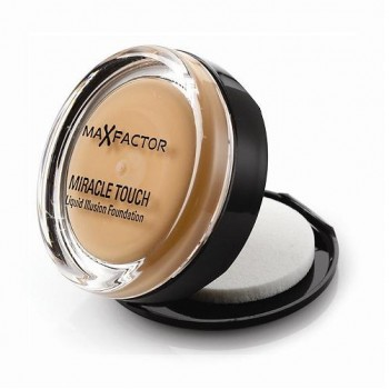 Тональный крем Miracle Touch Liquid Illusion Foundation Max Factor