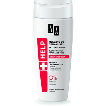 Help Atopic Skin Молочко для демакияжа AA Oceanic