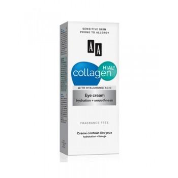 AA Collagen Hial+ Крем для век увлажнение + разглаживание AA Oceanic