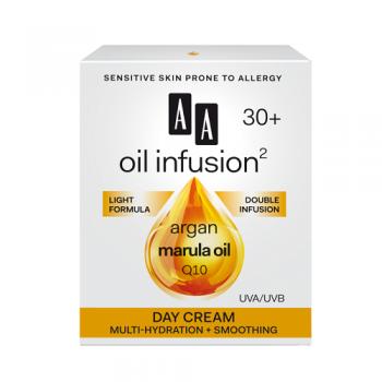 """Oil Infusion2 30+ Дневной крем """"Мульти-увлажнение + Разглаживание"""" AA Oceanic"""