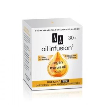 "Oil Infusion2 30+ Ночной крем ""Питание + Разглаживание морщин"" AA Oceanic"
