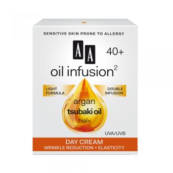 """Oil Infusion2 40+ Дневной крем """"Уменьшение морщин + Эластичность"""" AA Oceanic"""