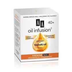 """Oil Infusion2 40+ Ночной крем """"Регенерация + Упругость"""" AA Oceanic"""