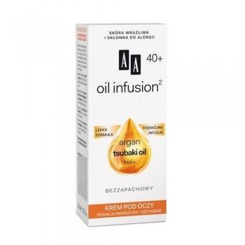 """Oil Infusion2 40+ Крем для кожи вокруг глаз """"Уменьшение морщин + Питание"""" AA Oceanic"""
