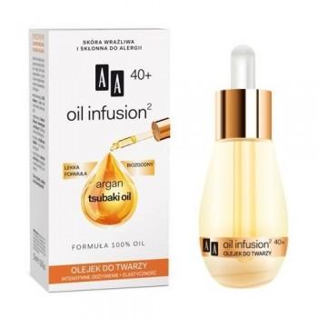 """Oil Infusion2 40+ Масло для лица """"Интенсивное питание + Эластичность"""" AA Oceanic"""