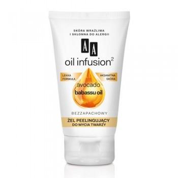 Oil Infusion2 Гель-пилинг для лица AA Oceanic