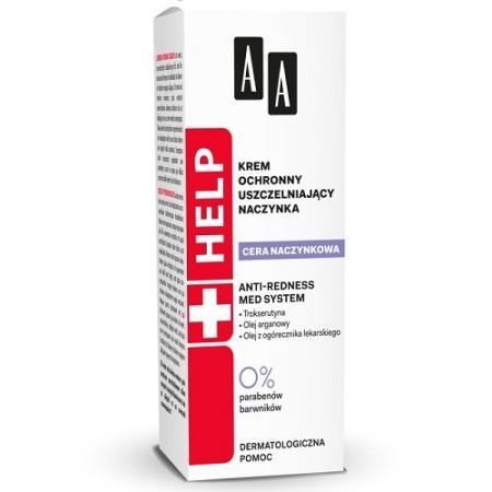 AA Help Acne Skin Успокаивающий и регенерирующий крем